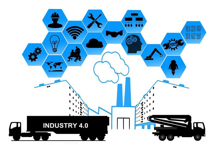 Endüstri 4.0 (12) - Endüstri 4.0 Tasarım İlkeleri - Endüstri 4.0 Yöntemleri - Endüstri 4.0 Danışmanlık