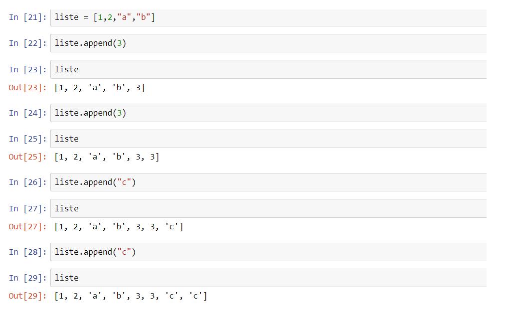 Python – Bir Python Listesinden Yinelenenleri Kaldırma – Python'da Bir Dizeyi Ters Çevirme - Python'da İki Sayı Nasıl Eklenir? - Python Eğitimi - Python MongoDB DANIŞMANLIK