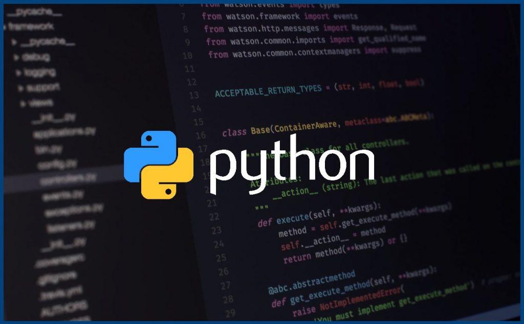 Python – Python Yerleşik İşlevler - Python Dize Yöntemleri - Python MongoDB DANIŞMANLIK