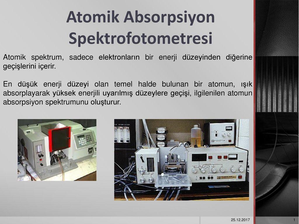 Atomik Absorpsiyon Spektrofotometrisi – İş Sağlığı ve Güvenliği – İş Sağlığı ve Güvenliği Ödevleri – İş Sağlığı ve Güvenliği Tez Yaptırma – İSG – İş Sağlığı ve Güvenliği Tez Yaptırma Ücretleri